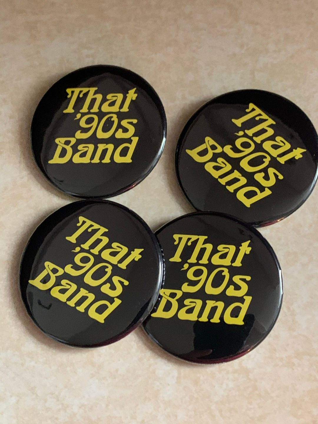 That'90s Buttons
