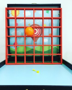 Balloon Dart Carnival Game Stall