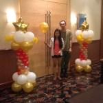 Normal Balloon Columns