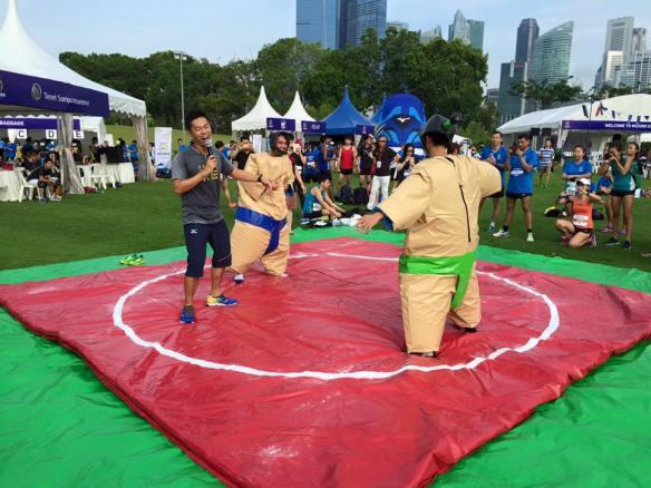 Event Sumo Wresting Challenge