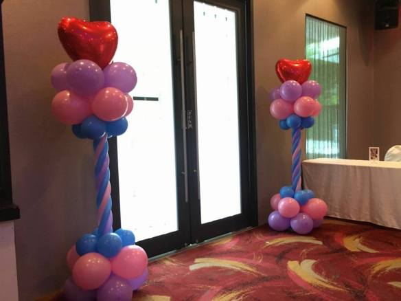 balloon column