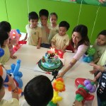 Balloon Sculpting for kids Party