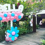 Balloon Name Display