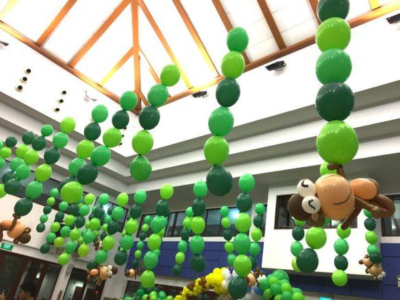 Balloon Bubble Decoration
