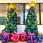 Balloon Christmas Tree Singapore copy