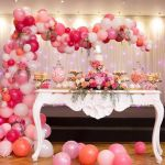 bubble balloons for birthday party
