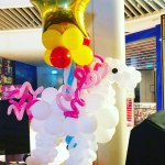 Balloon Horse Decor