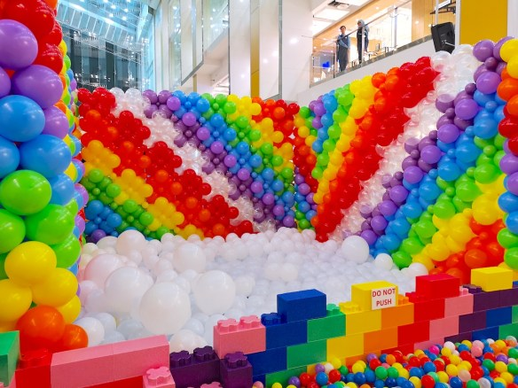 Balloon Pit for Hire Singapore