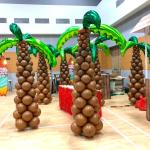 Balloon Palm Tree
