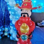 Cai Shen Ye Balloon Sculpture scaled