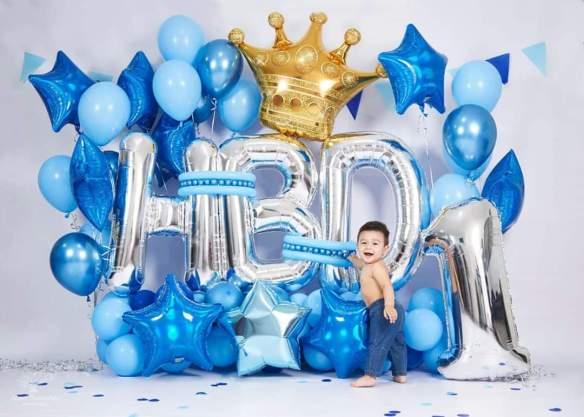 Balloon Big Foil Letters Decorations