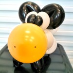 Balloon Sheep Sculpture Delivery