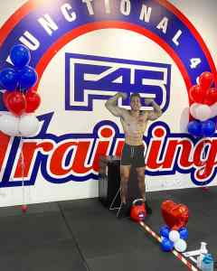 Helium Balloon bundles for F45