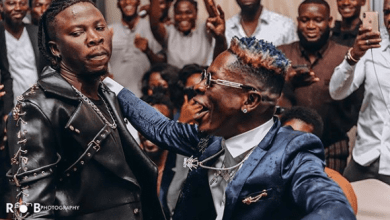 Meet Stonebwoy & his Current Managing Team