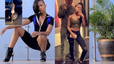 Sheilah Gashumba and God's Plan