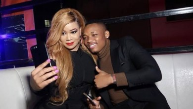 I wasn't interested in Vera Sidika