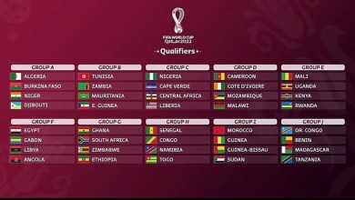 Qatar 2022 World Cup qualify