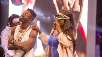 Sist Afia and Shatta Wale
