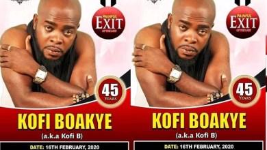 Kofi B's Funeral