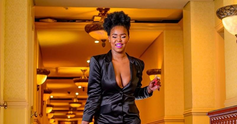 Otsile accused Zahara