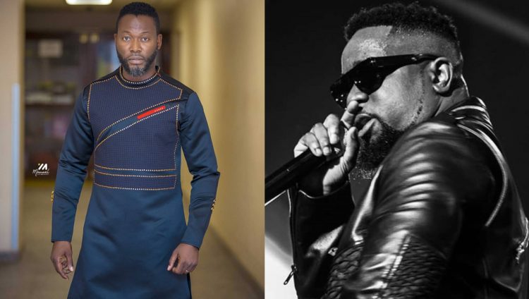 Ghanaian Actor Adjetey Annan Praises Sarkodie, say he inspires Him to do better