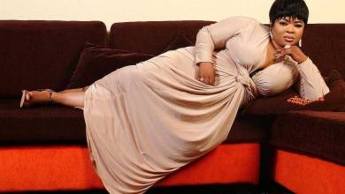 Nigerian actress Dayo Amusa