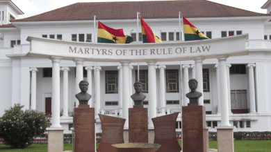 A three-member Court of Appeal panel presided over by Justice Victor Ofoe has upheld an appeal application by the third accused person, Dr Nana Owusu Ensaw,