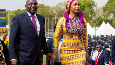 Bawumia doing Paah paah on Ndc But couldn't propose directly when we first met - Samira Bawumia