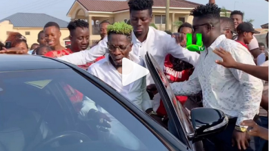 Why Shatta Wale Deleted Photos And Unfollowed People On Instagram Revealed || UTV camera captures Shatta Wale At MediFella2020