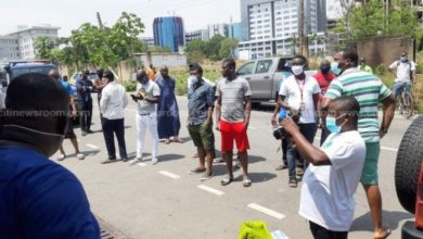 NDC supporters besiege City Escape Hotel over alleged EC workshop