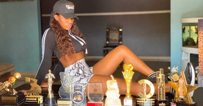 Wendy Shay awards
