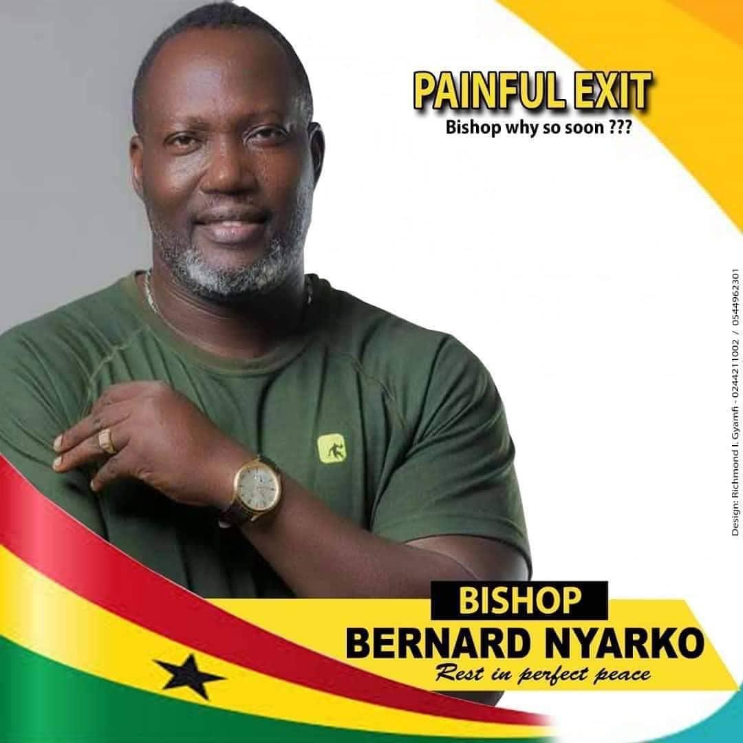 Daughters Of Bishop Bernard Nyarko