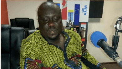 Alfred Kwame Larbi ,DJ Oxygen