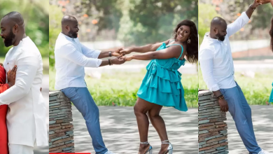 Anita and kwame's pre wedding album is amazing!