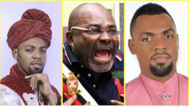 Photo of Med) Nyame hey Obofour, You Say Weytin?  I Will Make You Vomit – Kennedy Agyapong replies Rev. Obofour