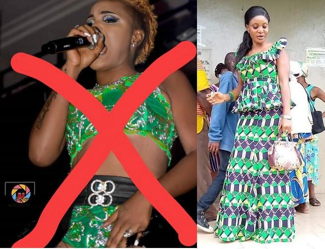 Liberian dancehall singer, Canc Queen