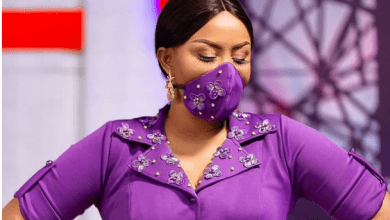 Nana Ama Mcbrown Poisoned