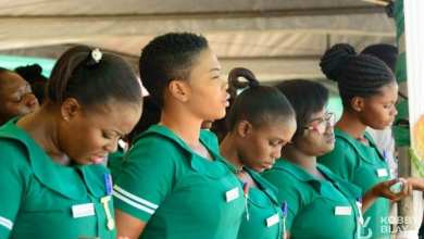 GRNMA, Ghana Registered Nurses and Midwives' Association