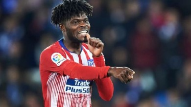 PSG join race for Thomas Partey