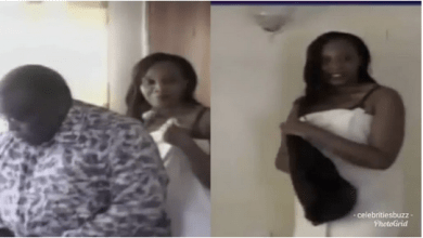 Pastor has been caught sleeping with his friend's wife -VIDEO