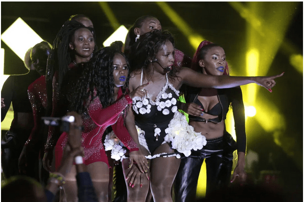 Talent Africa and Cindy Sanyu to stage Boom Party concert
