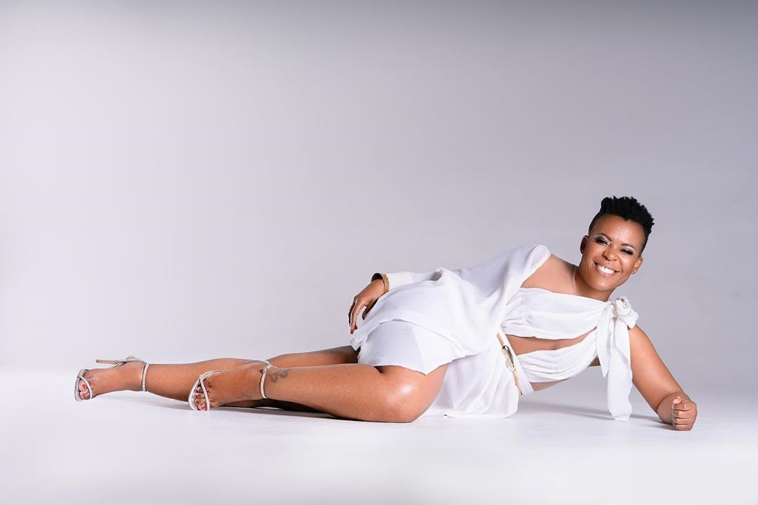 Zodwa Wabantu launches her own petroleum jelly,
