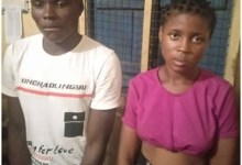 Photo of 17-year-old girl arrested for staging her own kidnap