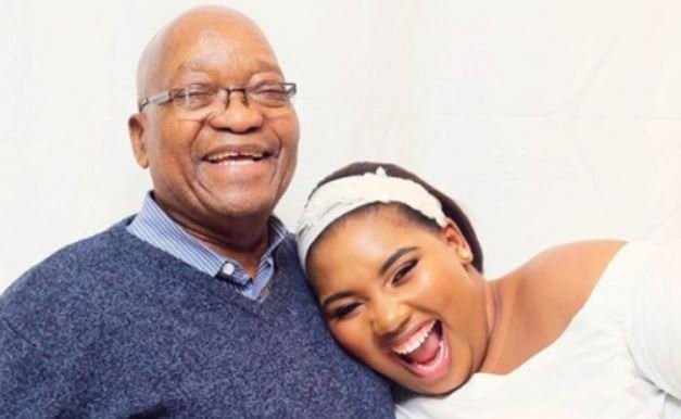 Former South African President Zuma dumped by 25 year old Lover