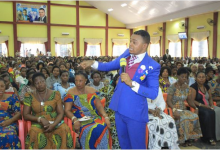 Photo of Nation Kyei Long-Freeman writes, Angel Bishop Obinim's Temple will burn