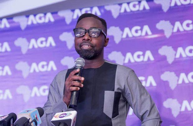 Prince Mackay, CEO of Big Events Ghana