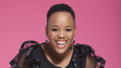 Photo of Tumi Morake Had 7 Rifles Pointed At Her While Pregnant