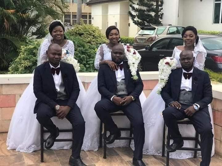 Chinedu Weds Dumalu, Chukwuebuka Weds Okwuoma, Kenechukwu Weds Chinwe