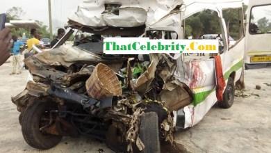 accident on Obuasi-Dunkwa road