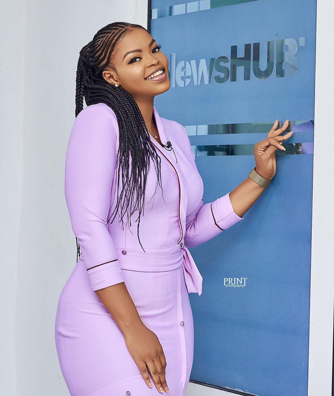 TV3 presenter Ayisha